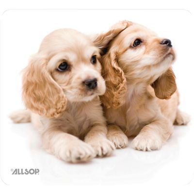 Allsop Puppies Mouse Pad