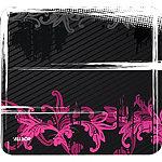 Allsop Pink Floral Mouse Pad