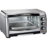 Hamilton Beach Stainless Steel Convection Toaster Oven 59.99