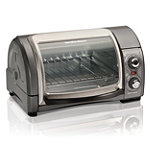 Hamilton Beach Easy Reach™ 4-Slice Toaster Oven 39.99