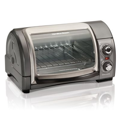Hamilton Beach Easy Reach™ 4-Slice Toaster Oven
