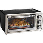 Hamilton Beach 6-Slice Convection Toaster Oven/Broiler 59.99