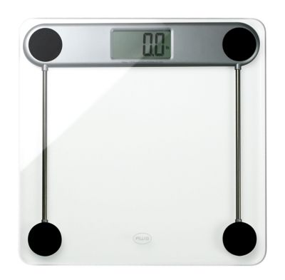 American Weigh Low Profile Bathroom Scale