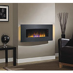 Classic Flame Transcendence  34' Wall Mounted Electric Fireplace