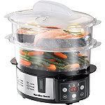 Hamilton Beach Digital 2-Tier Food Steamer 39.99