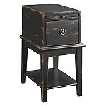 Coast to Coast Accents 1-Drawer Chairside Chest