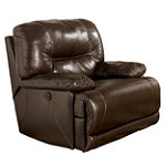 Home Solutions Brown Power Rocker Recliner 749.99