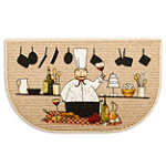 Mohawk Kitchen Chef 18'x 30' Kitchen Rug 7.95