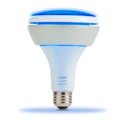 philips hue white and color ambiance br30 bulb - Philips Hue Color
