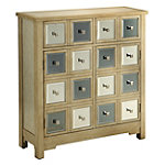 Coast to Coast Accents Mirrored Squares Chest 319.00