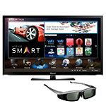 Hisense 46' 3D 1080p LED Smart HDTV with FREE 3D Glasses 499.99