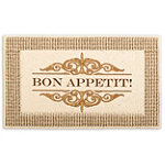 Mohawk Bon Appetit 18'x 30' Kitchen Rug No price available.