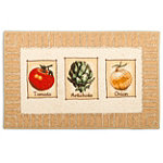 Mohawk Veggie Delight 18'x 30' Kitchen Rug 7.95
