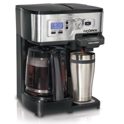 Hamilton Beach 2-Way FlexBrew® Coffeemaker