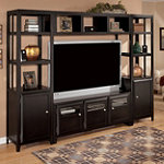 Home Solutions 4-Piece Home Entertainment Center No price available.