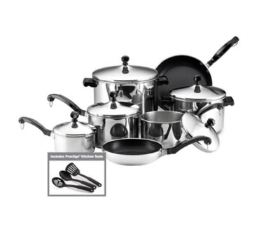 Farberware Classic 15-Piece Cookware Set