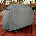 "GrillPro 56"" Premium PEVA/Polyester Reversible Heavy Duty Grill Cover"