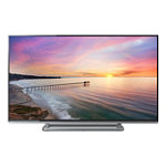 Toshiba 50' 1080p 120Hz LED Smart HDTV No price available.