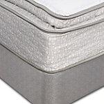 Serta Twin Sertapedic® New Holland II Super Pillow Top Mattress (Foundation Sold Separately)