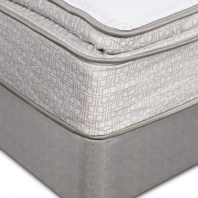 Serta Twin Sertapedic® New Holland II Super Pillow Top Mattress (Foundation Sold Separately)