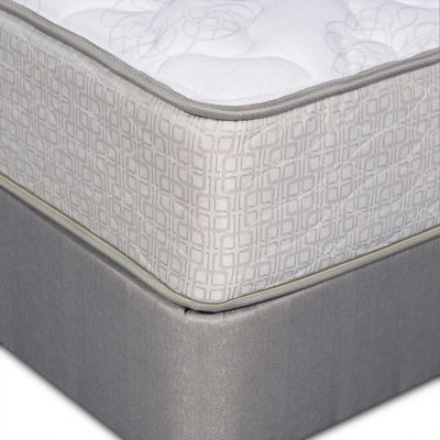 Serta King Sertapedic® New Holland II Firm Mattress (Foundation Sold Separately)