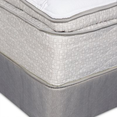 Serta Queen Sertapedic® Prairiewood II Super Pillow Top Mattress (Foundation Sold Separately)
