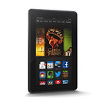 Kindle Fire HDX 7' 16GB Wi-Fi Tablet 199.99