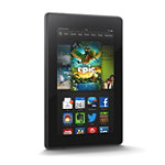 Kindle Fire HD 7' 8GB Wi-Fi Tablet 124.99
