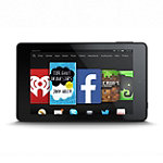 Kindle Fire HD 6' 16GB Wi-Fi Tablet 119.99