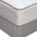 Serta Twin Sertapedic® Liverpool II Plush Mattress (Foundation Sold Separately)