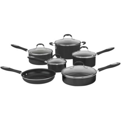 Cuisinart Advantage® Non-Stick Hard Aluminum 11-Piece Cookware Set
