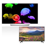 LG 55' 4K Ultra HD 3D webOS OLED Smart TV with FREE 42' 1080p HDTV