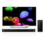 LG 55' 4K Ultra HD 3D webOS OLED Smart TV with FREE 300-Watt 2.1-Channel Soundbar and Wireless Subwoofer