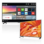 LG 55' 4K Ultra HD Smart TV with FREE 32' LED HDTV 1599.99