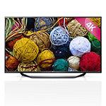 LG 55' 4K Ultra HD webOS Smart TV