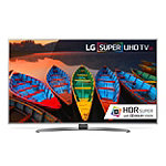 LG 55' 4K Super Ultra HD webOS HDR Smart TV