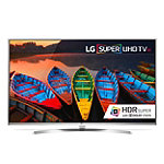 LG 55' 4K Super Ultra HD 3D webOS HDR Smart TV