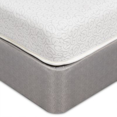 Serta Queen Wellner II Visco Memory Foam Mattress (Foundation Sold Separately)