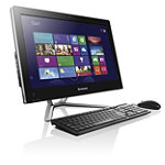Lenovo All-in-One PC with AMD® E2-1800 Dual Core Accelerated Processor 469.95