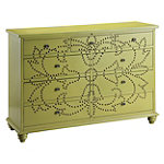 Stein World Green Nailhead Chest No price available.