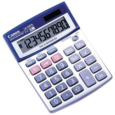 Canon 10-Digit Calculator