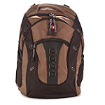 Swiss Gear 16' Olive/Black Granite Laptop Backpack