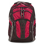 Swiss Gear 16' Red/Black Granite Laptop Backpack