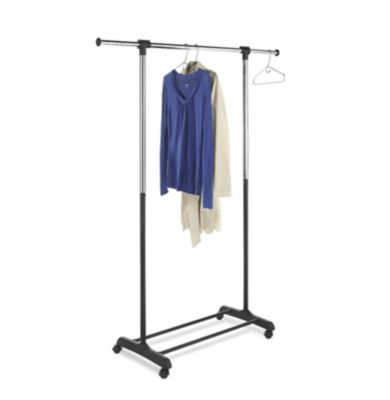 Whitmor Extendable Garment Rack