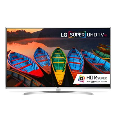 "LG 60"" 4K HDR Super Ultra HD 3D webOS 3.0 Smart TV"