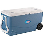 Coleman 100-Quart Blue Xtreme® 5-Day Wheeled Cooler 149.99