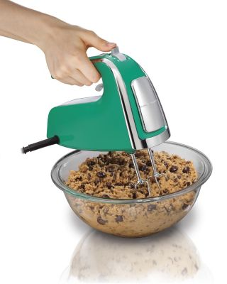 Hamilton Beach® 6 Speed Hand Mixer with Snap-On Case