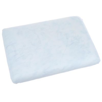 Remedy Blue Memory Foam Classic Bedroom Pillow
