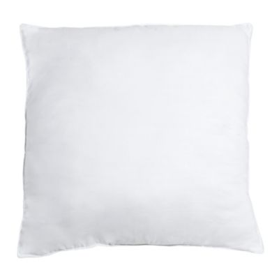 Lavish Home Overfilled Down Alternative Euro Pillows Set of 2
