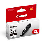 Canon CLI-251XL Black Ink Cartridge 17.99